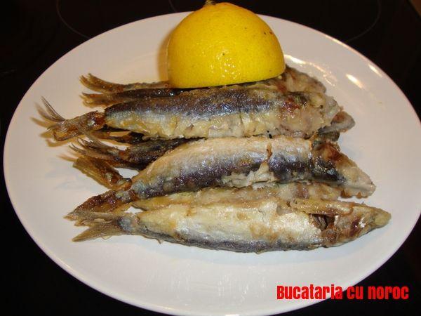 Sardine la cuptor - Bucataria cu noroc