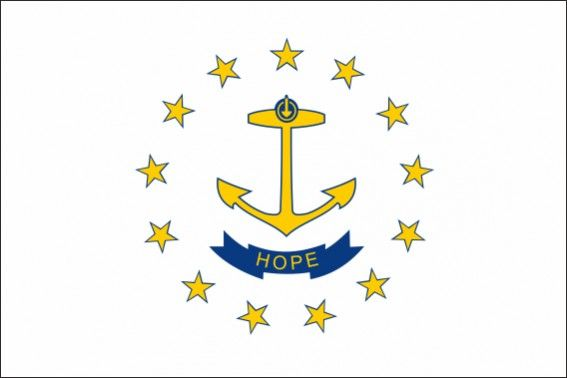 Rhode Island, es uno de los cincuenta estados que, junto con Washington D. C., forman los Estados Unidos de América. Su capital y ciudad más poblada es Providence.