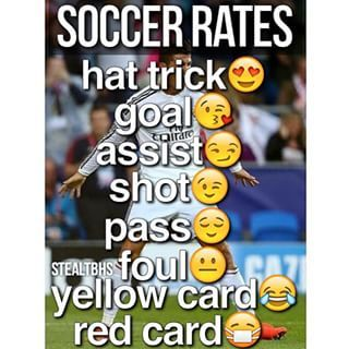 Soccer rates
