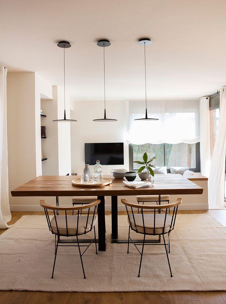 Dise o interior design sillas sal n contemporaneo - Diseno interior barcelona ...