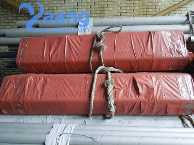 Pickled Austenitic Stainless Steel Pipe/Piping ASTM 312 TP 310s 316L Schedule 40_Zhejiang Yaang Pipe Industry Co., Limited