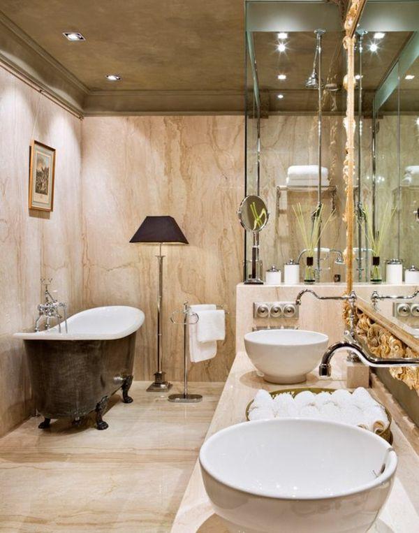 Badezimmer Tapeten   Gestalten Sie Ihren Persönlichen Erholungsort
