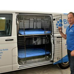Gallery | Bruces Doggy Daycare pick up van