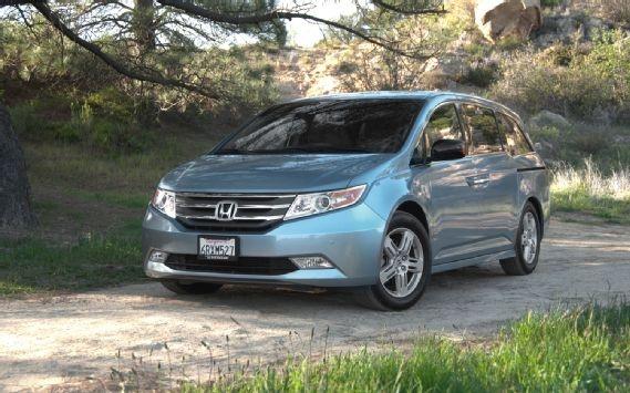 We bid adieu to our 2011 Honda Odyssey Touring Elite.