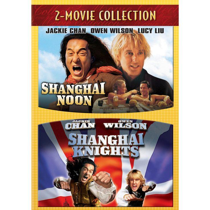 Shanghai Noon/Shanghai Knights [2 Discs]