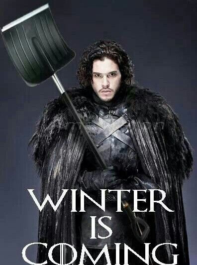 Winter is Coming! And something else is coming to Southern Sully Studio! Stay tuned!