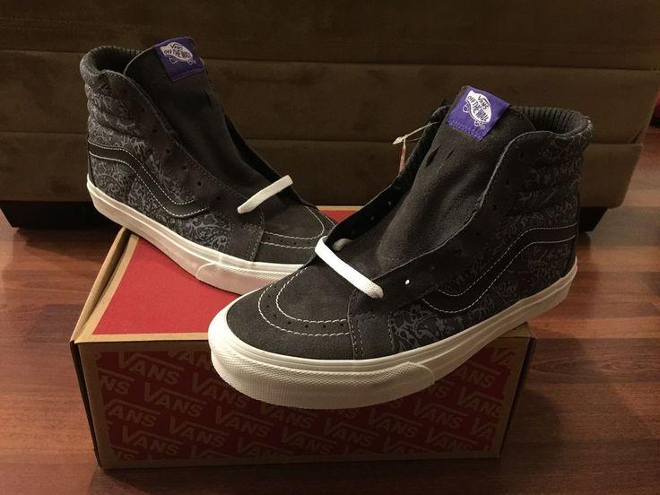 Skateboarding Suede VANS 13 Athletic Shoes for Men