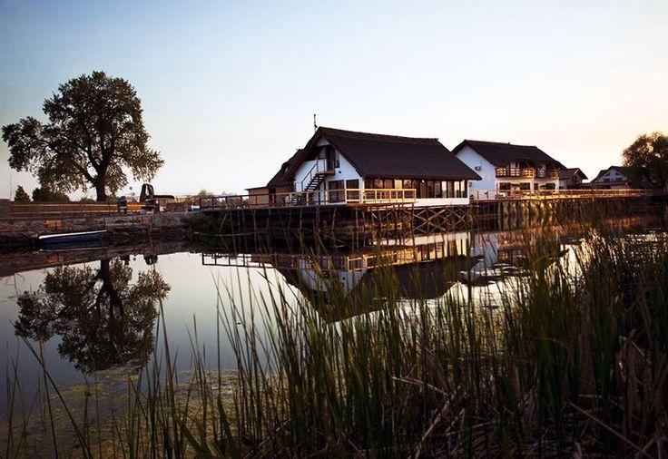 Hotel Danube Delta Resort, Tulcea, Crisan http://shift-tour.ro/pensiuni-dupa-regiune/dobrogea/349-hotel-danube-delta-resort