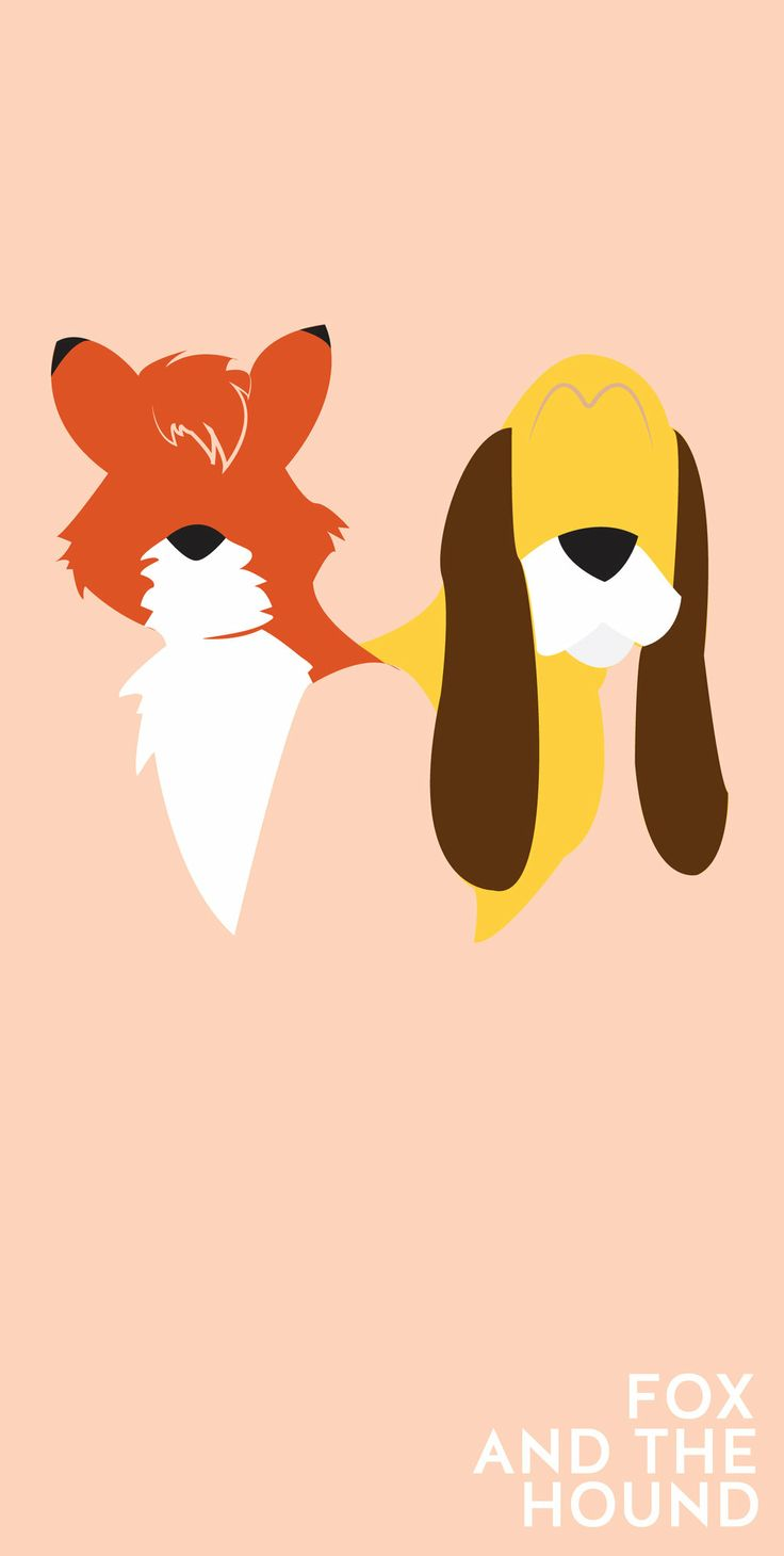 Fox+and+the+Hound+by+BryceDoherty.deviantart.com+on+@deviantART