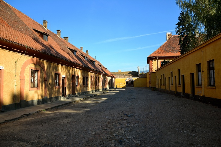 Terezin Concentration Camp in Czech Republic. been here already but id go again.
