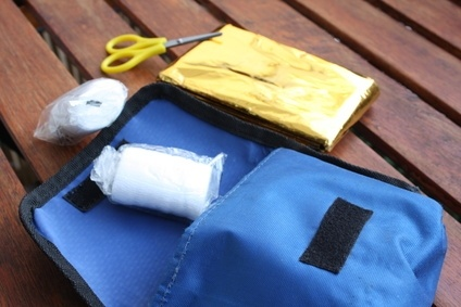 How to Administer First Aid Treatment for a Steam Burn