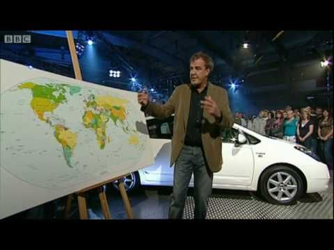 With petrol prices rising, the Top Gear team give alternative advice on fuel economy on saving money by racing 5 supercars. The Ferrari 599, Lamborghini Murcielago, Mercedes McLaren, Aston Martin DBS and Audi R8 are all given one gallon of fuel; how far will they get around the track? And what about the Toyota Prius vs. BMW M3?