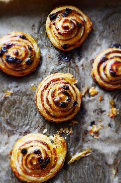 Green Kitchen: zawijaski francese crema budino e il primo anno