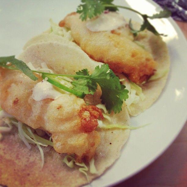 Fish Tacos • Instagram