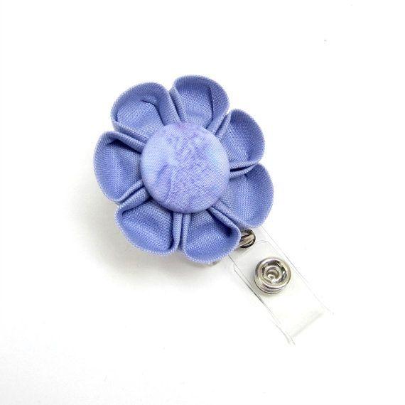 Badge Reel Retractable ID Holder Badge Holder Lanyard by HoldsIt