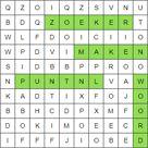 WoordzoekerMaken.nl - Zelf woordzoekers maken voor in de les.