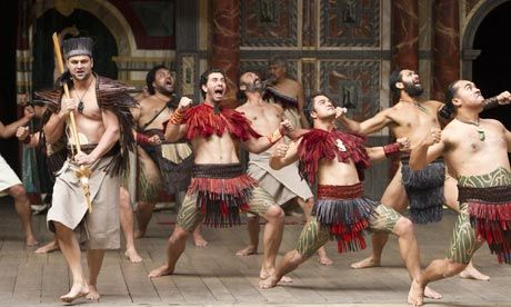 A Great Feast of Languages | The Road to the Globe, a Maori Shakespeare Documentary | Global Shakespeare News for the Week of April 20, 2013 - The Shakespeare Standard