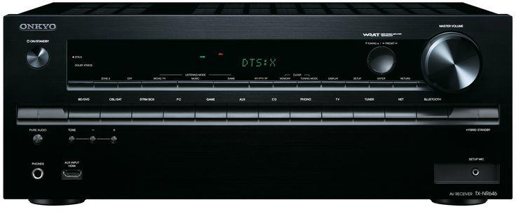 Onkyo TX-NR646 AV Receiver