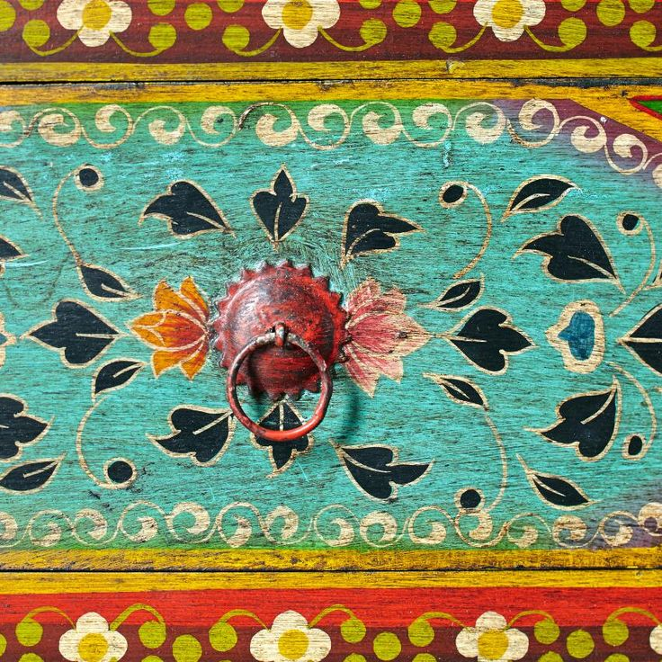 Indian Pattern And Colors. CRAFT BY WORLD MARKET | World Market