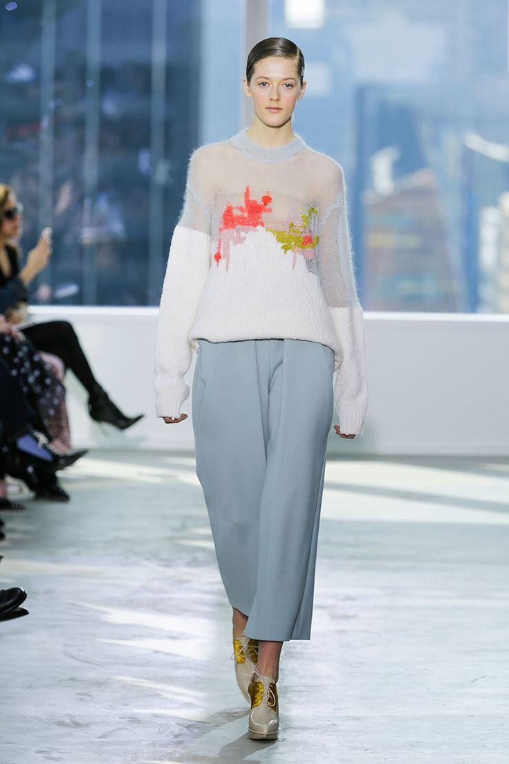 Descubre la marca de prêt-à-couture bajo la dirección creativa de Josep Font #Delpozo