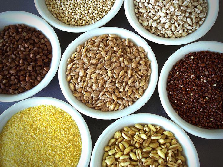 Quinoa, boulgour, orge, avoine, polenta... En flocons, en semoule, complètes, appréciez les céréales de 1001 façons !