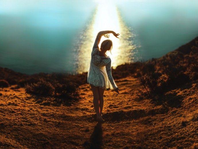 Утренний ритуал везения для женщин | Colors.life