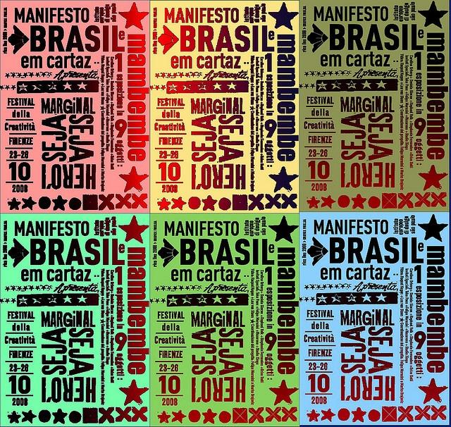 Avatar de MANYSTUFF    Manystuff/Sao Paulo (Brasil) – Rico Lins - Grafica Fidalga by MANYSTUFF, via Flickr