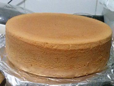 Massa aerada para 100 bolos no pote essa Dica de massa, criada por mim dá muito…