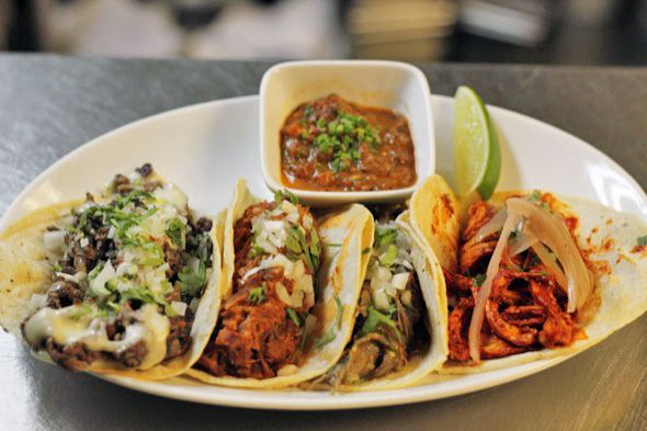 Frida Mexican Restaurant Toronto