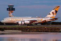 A6-APC Etihad Airways Airbus A380-861