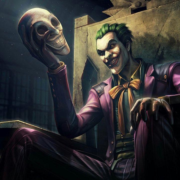 Injustice: Gods Among us Concept 3 By Atomhawk Design  #Joker #Batman #Superman #DCComics #Comic #Xbox #PC #PS4 #Injustice #GameArt #ConceptArt #ComicArt