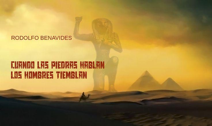 Cuando las Piedras Hablan, los Hombres Tiemblan. Rodolfo Benavides (audi...