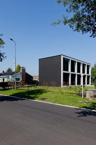 Caan Architecten: House R Mariakerke