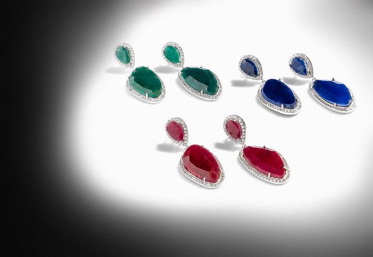 #earrings #jewel #silver #beauty #fashion