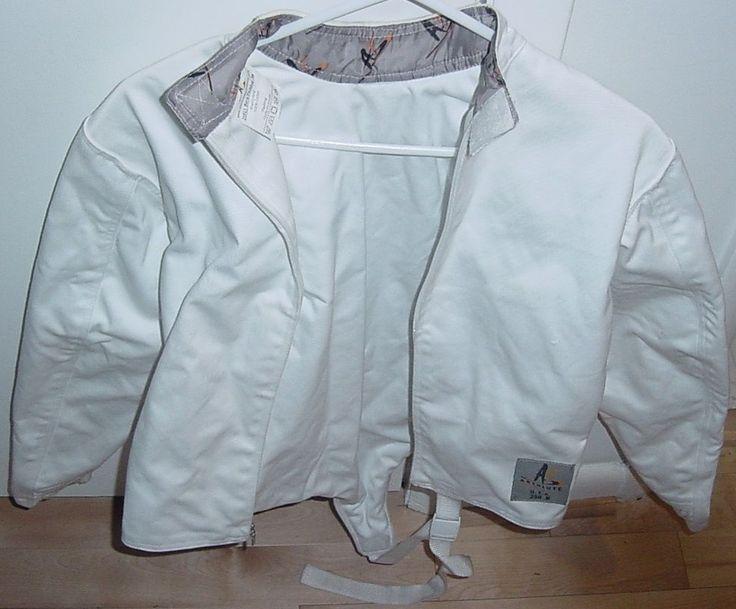@fencinguniverse : Absolute Fencing Gear Set Jacket 38 Breeches 26 Plastron S Glove R/H S (youth)  $24.95 (0  http://aafa.me/2n20EAK http://aafa.me/2nx5Rgy