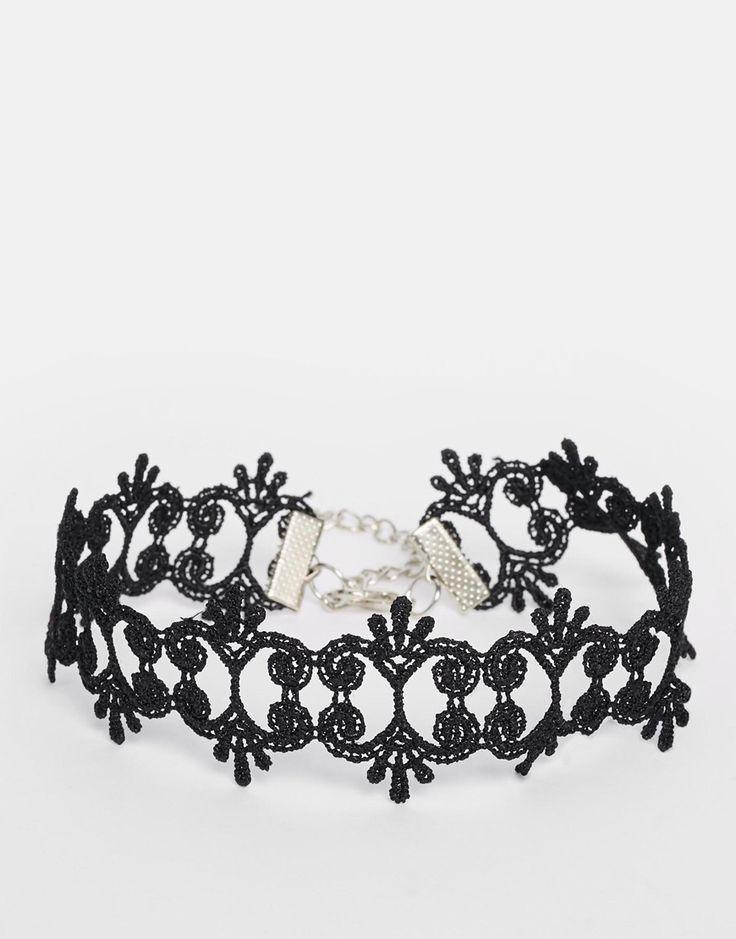 ASOS Lace Choker Necklace