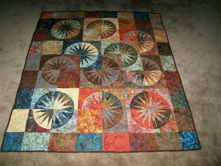 17 Best images about Judy Niemeyer Desert Sky on Pinterest Quilt, Mariners compass and Blue and