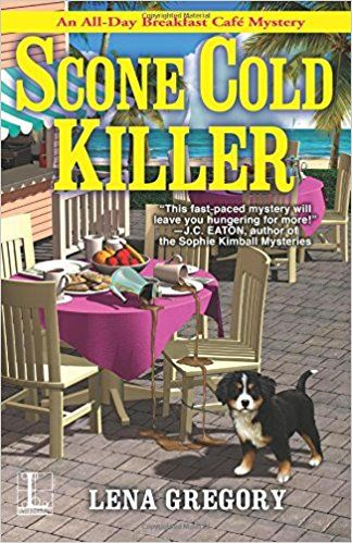 Owning a restaurant has been her lifelong dream, but it turns into a nightmare the morning after she opens when she finds her ex-husband crammed inside her dumpster. READ MORE: http://thecozyreview.com