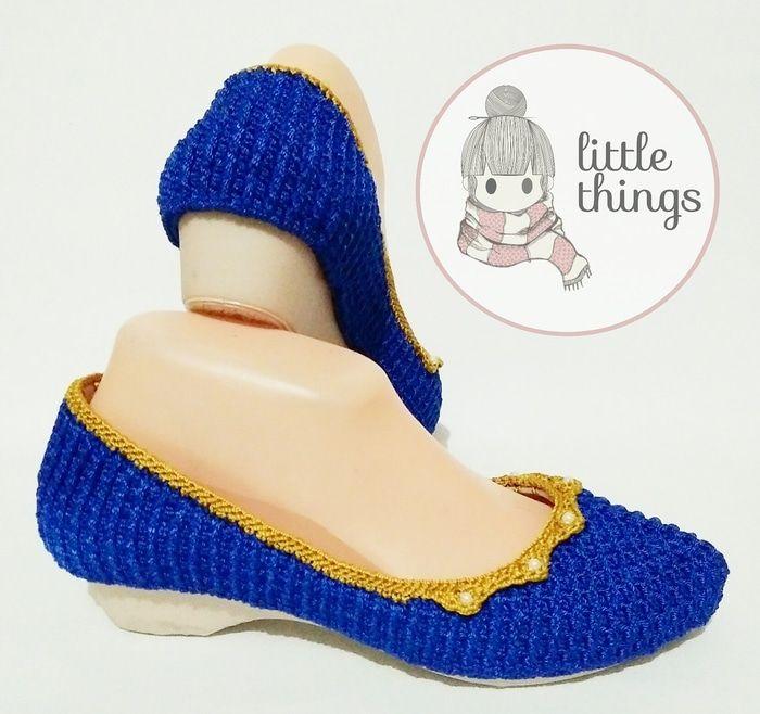 Sepatu Rajut Allecia