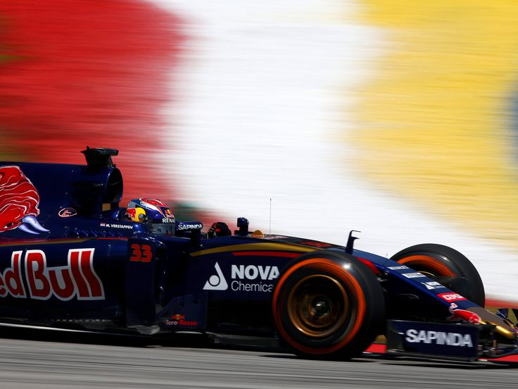 2015 MALAYSIAN GRAND PRIX | Scuderia Toro Rosso