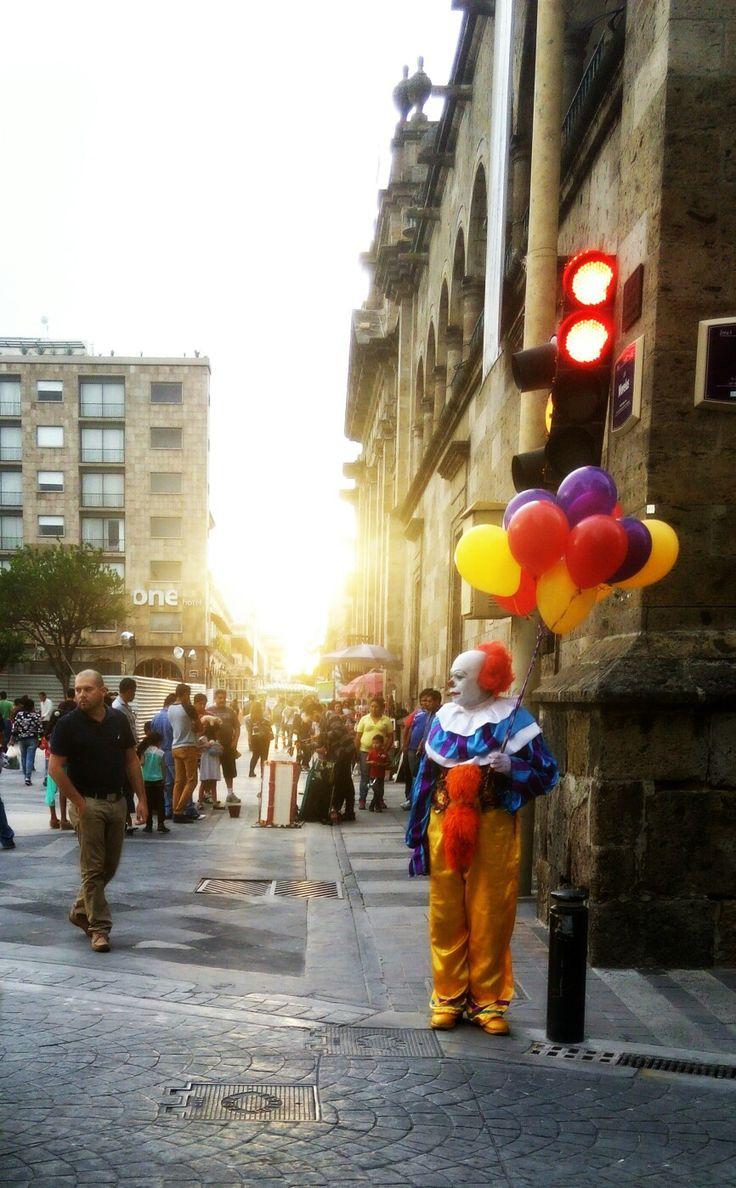 #payaso #Eso #Guadalajara