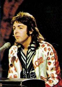 The Beatles love his MACCA jacket!