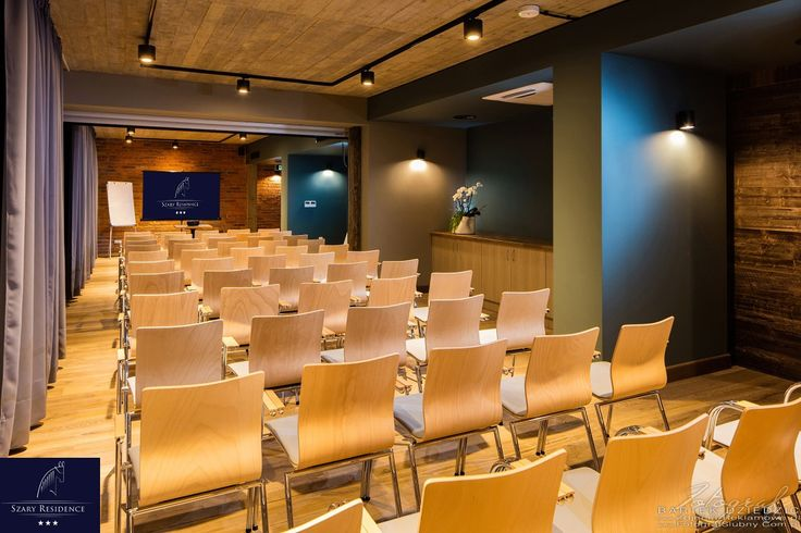 fotografia sal konferencyjnych
