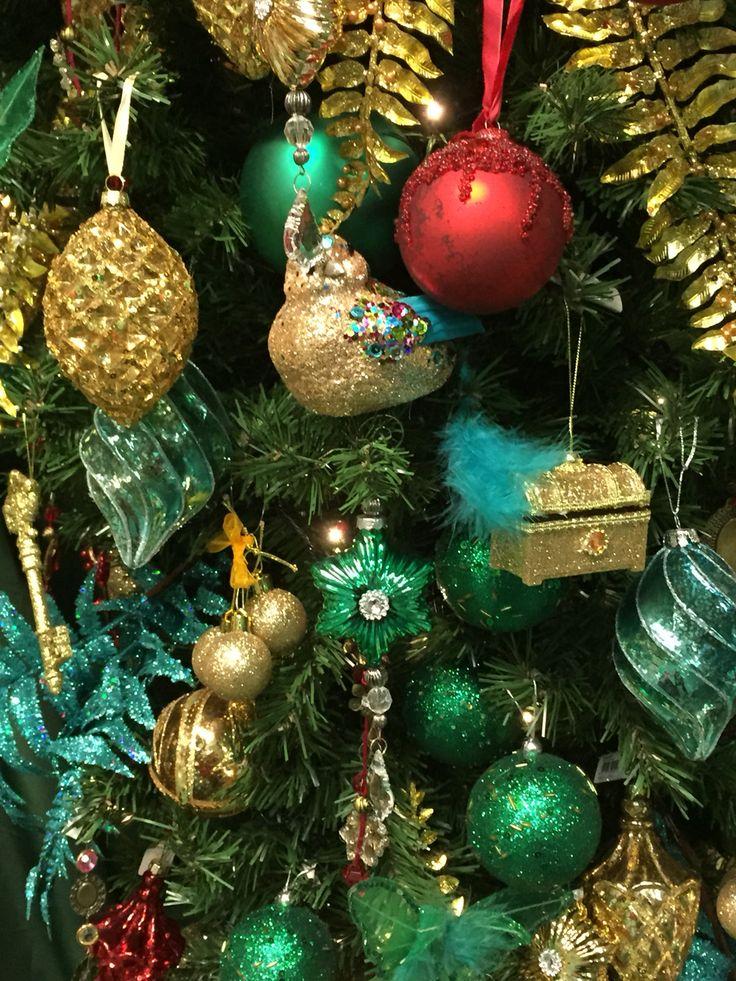 Christmas decor Henry Street