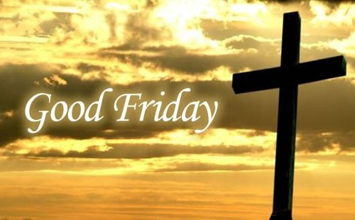 The Sin & Silence of Good Friday