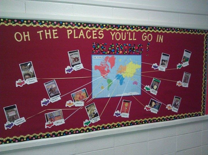 Travel Bulletin Board