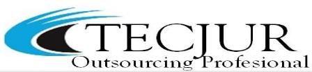 Usted con nosotros: Podrá tener asesoría, gestión en temas pre jurídicos y jurídicos, gestión contable, apoyo administrativo y tecnológico, servicio de Call Center , asesoramiento y gestión en venta y administración de activos, capacitaciones profesionales. No olvide consultarnos en www.tecjursas.com, los esperamos pregunte por nuestro servicio como cliente inscrito