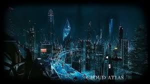 """David Mitchell: """"Der Wolkenatlas"""" (Cloud Atlas). Kriegt den Film aus euren Köpfen und lest das Buch! Unkonventionelle Dystopie, aus den verschiedensten Zeiten (mehr als 1000 Jahre) und Blickwinkeln geschildert. Mit komplizierter Erzählstruktur. Witzig, genial, tragisch und mitreißend. Das Buch ist eine ganze Welt, der Film nur die halbe. LESEN. David Mitchell ist der beste zeitgenössische Autor."""