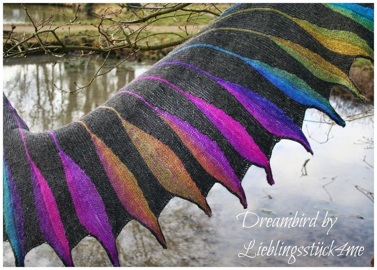 Dreambird stricken, Dreambird, Dreambird selber stricken, gestrickter Dreambird, Pattern Dreambird, crafting dreambird, swing stricken, verkürzte Reihen stricken, Dreambird verkürzte Reihen