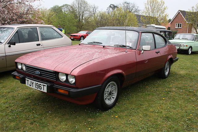 1979 Ford Capri 2.0 S  #cars #coches